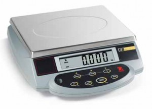 EB Series Compact Bench Scales