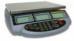 EC Series Compact Bench Counting Scale