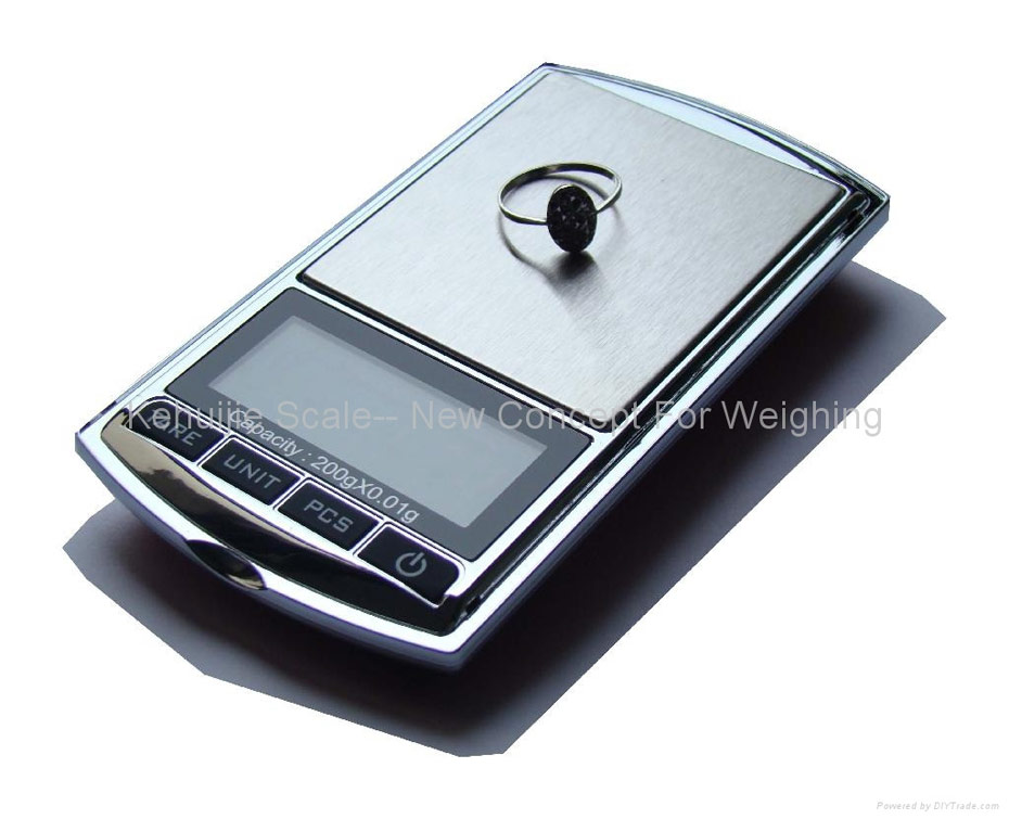 Australia's Best Selling Pocket Scale
