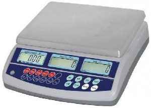 QCC Series Coin Counting Scale