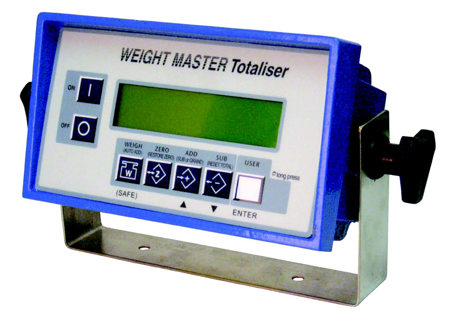 Weightmaster Totaliser