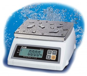 SW1W Waterproof Scale