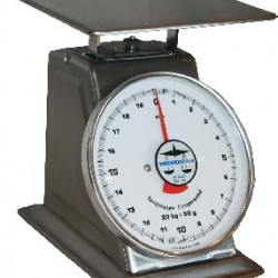 Counter Scale Dial Type