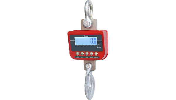 *NEW* TRIPLE RANGE TN SERIES CRANE SCALE
